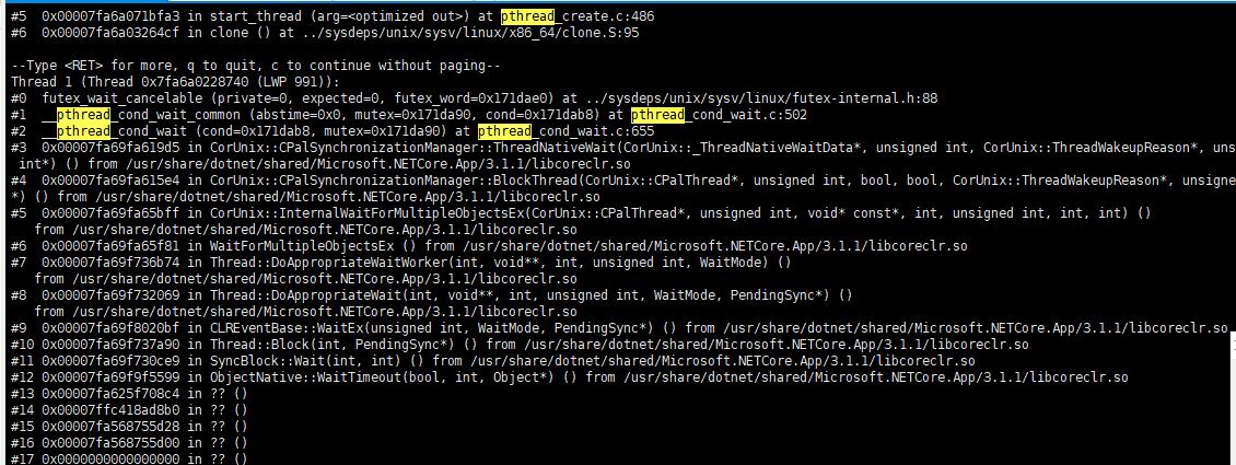 《GDB 调试 .NET 程序实录 - .NET 调用 .so 出现问题怎么解决》